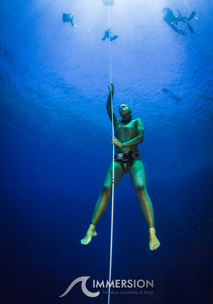 AIDA Freediving Courses And Certification In Dahab, Egypt