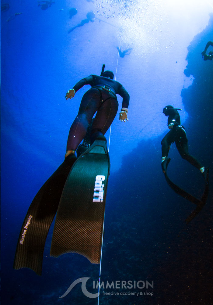 AIDA Freediving Specialties At Freedive Center In Dahab, Egypt
