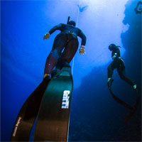 AIDA freediving specialties: Competition Safety Freediver Course